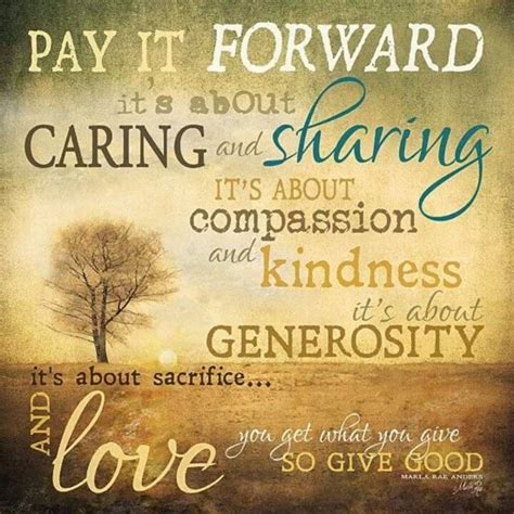 Themes Of The Book Pay It Forward | pay it forward day april 30