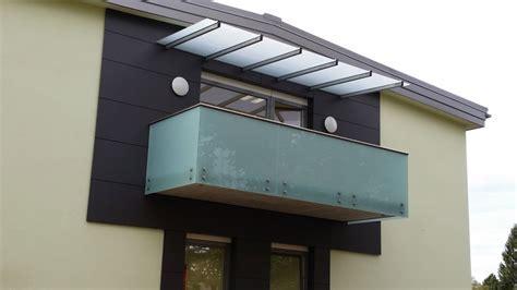 Balkon Mit Glas by Glas Balkon
