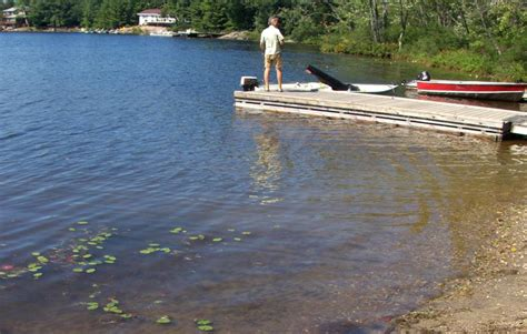 public boat launches ontario gravenhurst morrison lake