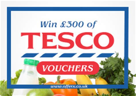 Tesco Voucher Giveaway - win 163 300 worth of shopping vouchers to spend in tesco s myfamilyclub