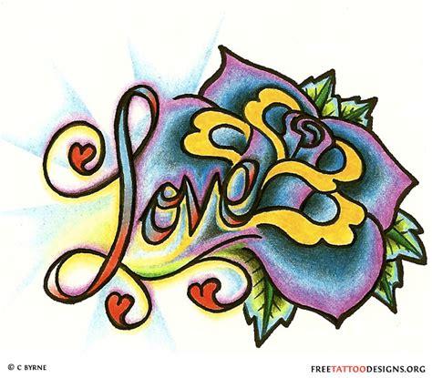 tattoo love flower image gallery love flower tattoos