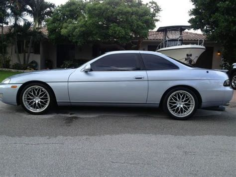 used lexus coupe sell used 1995 lexus sc400 coupe 2 door 4 0l in delray