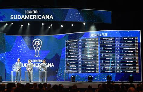 Calend Libertadores 2017 Calend 225 Da Conmebol Sul Americana 2017 Conmebol