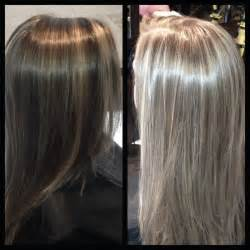 low lights with silver grey hair highlights lowlights hair ideas that i love pinterest
