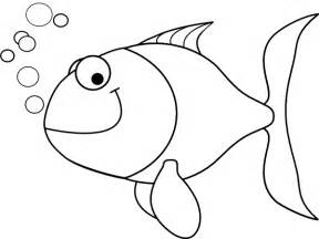 Fish Outline by Fish Outline Clip At Clker Vector Clip Royalty Free Domain
