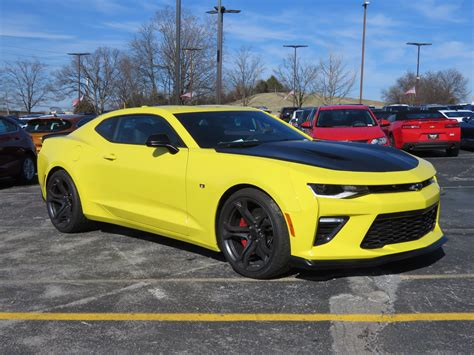 New 2018 Chevrolet Camaro SS 2dr Car #L1142   Freeland Auto