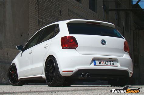 black volkswagen polo black bbs ch wheels for volkswagen vw polo tunershop