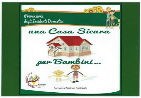sicurezza bambini casa pubblicato manuale per la sicurezza dei bambini