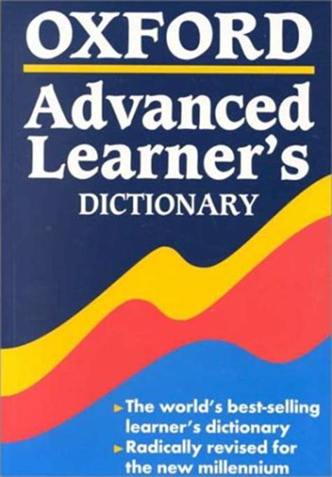 Oxford Advanced Leaners Dictionary oxford advanced learner s dictionary by a s hornby reviews discussion bookclubs lists