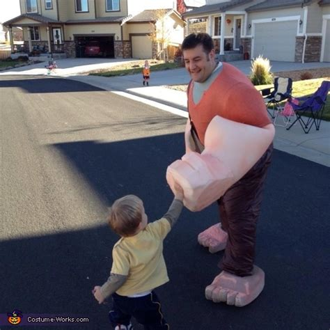 wreck  ralph family costumes photo