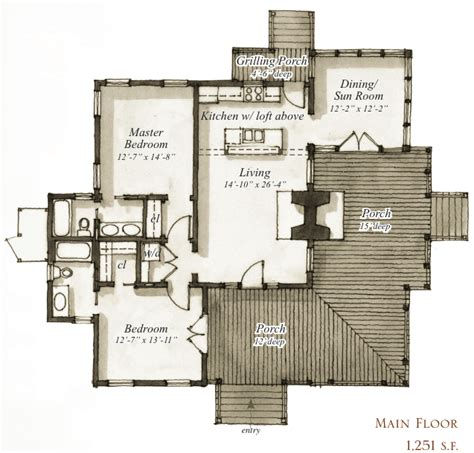 our town house plans house plan 42 concord drive by our town plans