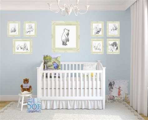 Classic Nursery Decor Best 25 Winnie The Pooh Nursery Ideas On Pinterest Vintage Winnie The Pooh Winnie The Pooh