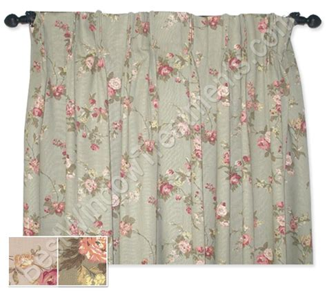 floral draperies fireside floral pinch pleated curtains