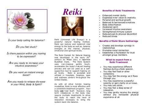 Reiki Phlets Related Keywords Reiki Phlets Long Tail Keywords Keywordsking Free Reiki Brochure Template