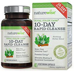 Rescue Detox 10 Day Detox Reviews by Best Colon Cleanse For Weight Loss Reviews 2017