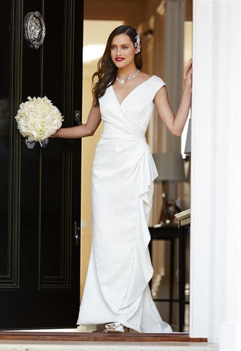 Wrap Style Wedding Dresses by Style On Sunday Wedding Dress Style Mirror
