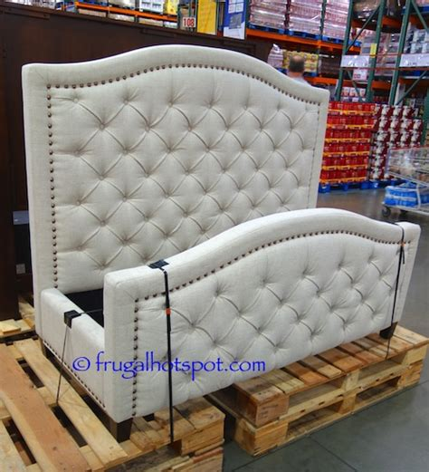 costco queen bed pulaski frugal hotspot