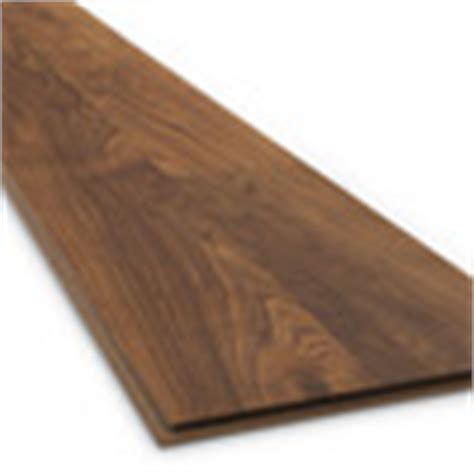 shop style selections walnut wood planks laminate sle at lowes com shop style selections 8 05 in w x 3 97 ft l natural walnut