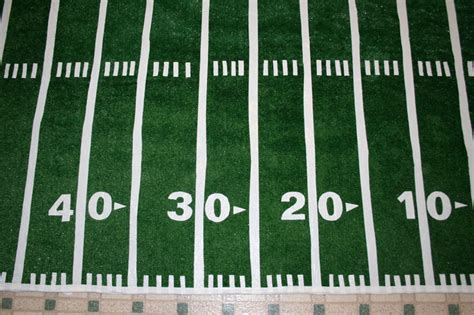 football field rug chica  jo