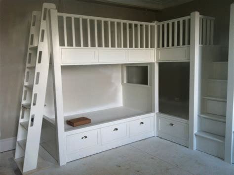 built in bunk beds built in bunk beds page 3 carpentry picture post