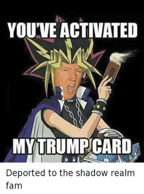 Yugioh Meme - funny donald trump memes