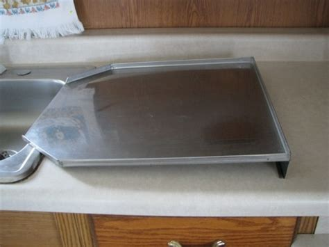 stainless steel kitchen sinks with drainboards heavy stainless steel sloped drainboard for kitchen sinks