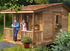Diy Playhouse Plans by Gallery For Gt Pallet Playhouse Building Plans
