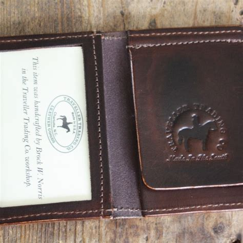 Handcrafted Leather Wallets - the simpleman handcrafted leather wallet always an