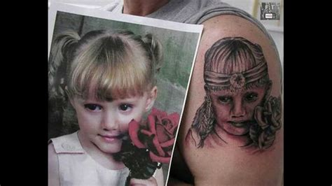 world s worst tattoos portrait tattoos ever new youtube