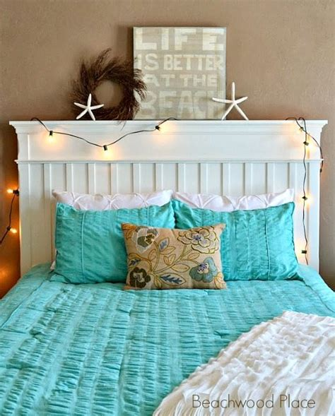 Twig Home Decor by Awesome Above The Bed Beach Themed Decor Ideas