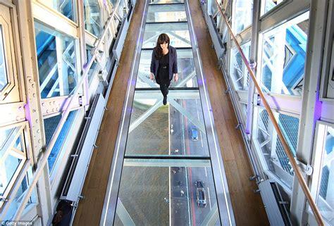 s tower bridge unveils glass walkway with views