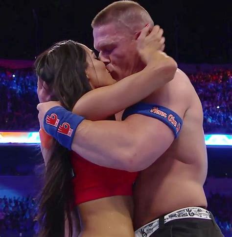 nikki bella engaged john cena gets engaged to nikki bella people