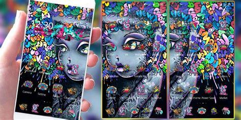 graffiti tema rock graffiti  android apk