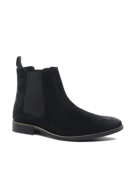 black suede chelsea boots asos chelsea boots in suede where to buy how to wear