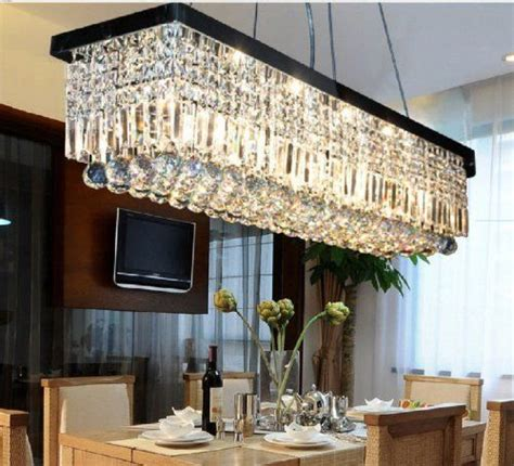 hanging dining room lights 17 best ideas about rectangular chandelier on pinterest