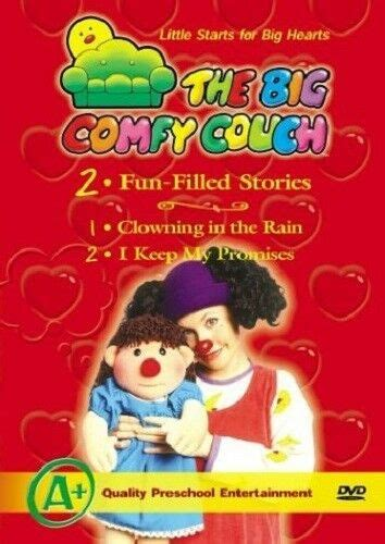 The Big Comfy Hoopla by The Big Comfy Clowning In The I Keep My