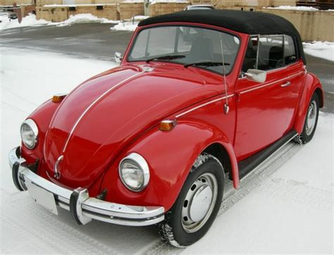 red volkswagen beetle poppy red 1969 beetle paint cross reference