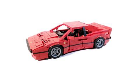 Lego Ferrari by Lego Ideas Ferrari 288 Gto