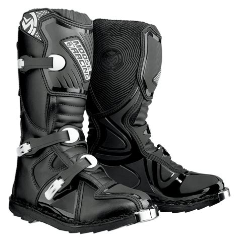 youth motorcycle boots moose racing youth m1 2 boots revzilla