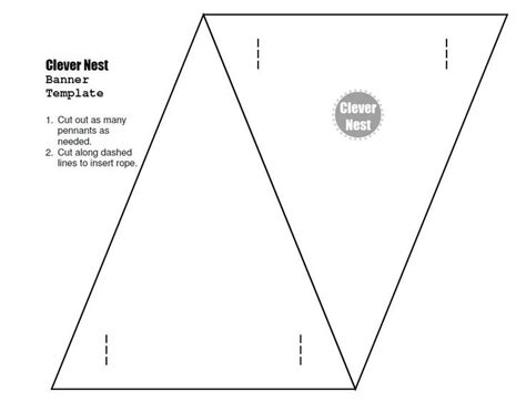 free printable bunting flags and tutorial 28df0a2939c3c50d5de2f49038dce10c jpg 736 215 565 bunting