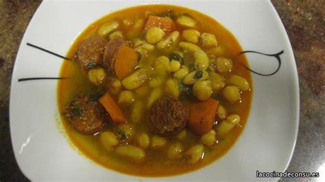 recetas de cocina de cuchara seis platos de cuchara cocina