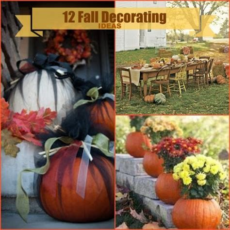 pinterest fall decorations for the home decorating for the fall season pinkwhen