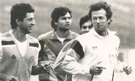 Javed miandad imran khan marriage