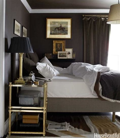 accessories splendid bedroom with brown leather tufted chocolate brown walls house beautiful and brown walls on