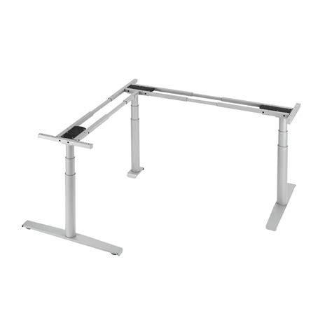 sit stand desk legs sit and stand desk legs 1600mm wide elev8 sit llr25992
