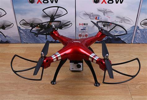 new syma x8w x8hw fpv rc drone with 4k 1080p wifi