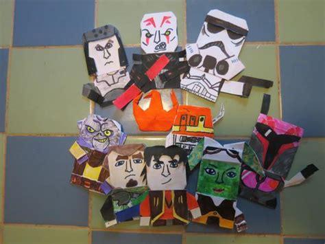 Wars Origami Characters - darthnoah2 origami yoda
