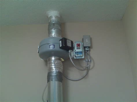 duct booster fan installation is your dryer safe homesmsp