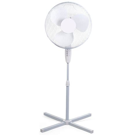 oscillating standing tower fan 16 quot oscillating extendable free standing tower