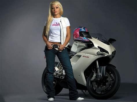 wallpaper girl with bike ducati 848 bike girl hd wallpaper wide screen wallpaper